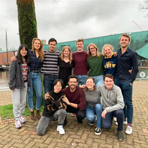 teAMSpirit | WUR | Urban Greenhouse Challenge